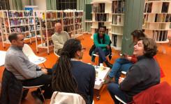 Foto activiteit Conversatietafel
