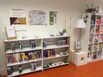 Maak een afspraak voor een bibliotheekbezoek NL
